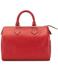 Louis Vuitton - 1995 Pre-owned Speedy 25 Tote - Lyst