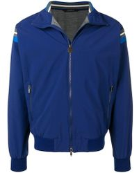 Z Zegna - Techmerinotm Sports Jacket - Lyst