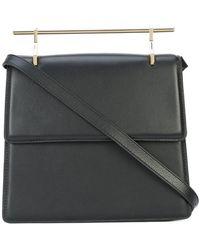M2malletier - Top-bar Shoulder Bag - Lyst