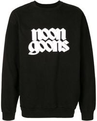 Noon Goons Knight スウェットシャツ - ブラック