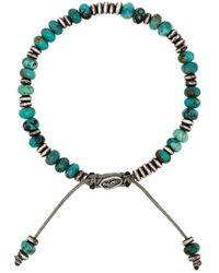 M. Cohen Armband - Blauw