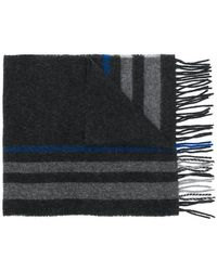 Woolrich - Checked Scarf - Lyst
