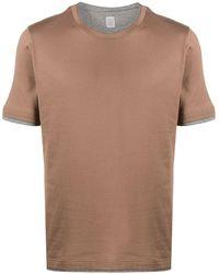 Eleventy - レイヤード Tシャツ - Lyst