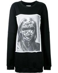 Strateas Carlucci - Printed Sweatshirt - Lyst