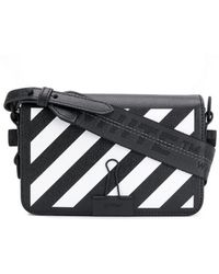 Off-White c/o Virgil Abloh Binder Clip Mini Shoulder Bag