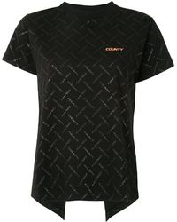 Marcelo Burlon County Tシャツ - ブラック
