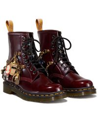 Marc Jacobs X Dr. Martens 'the Boot' ブーツ - マルチカラー