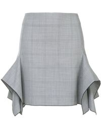 Dion Lee - Mini Skirt - Lyst