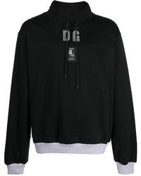 Dolce & Gabbana Толстовка С Логотипом Dg - Черный