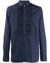 Tagliatore Camicia - Blu