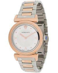 Versace Наручные Часы V-motif 35 Мм - Белый