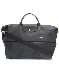 Longchamp Sac de voyage Club Travel - Gris