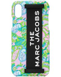 Marc Jacobs - ロゴ Iphone Xs ケース - Lyst