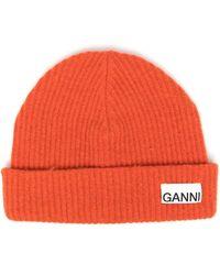 Ganni - ビーニー - Lyst