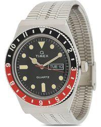 Timex Наручные Часы Q Reissue 38 Мм - Металлик