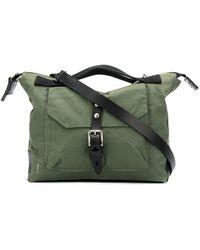 Ally Capellino Bolso satchel Francesca - Verde