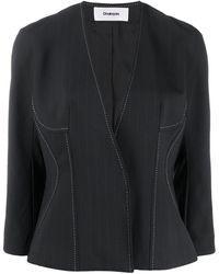 Chalayan ジャケット - ブラック