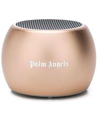 Palm Angels ロゴ スピーカー - メタリック