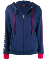 Perfect Moment - Zipped Hoodie - Lyst