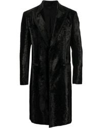 Amiri シングルコート - ブラック