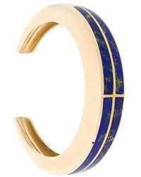 Pamela Love - Bracelet en lapis lazuli - Lyst