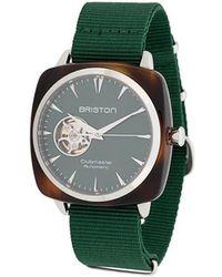 Briston Clubmaster Iconic Horloge - Groen