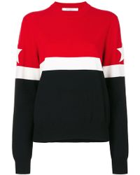 Givenchy - Striped Sweater - Lyst