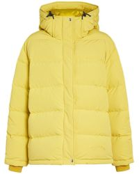 Burberry - Archive Logo Down-filled Hooded Puffer Jacket - Lyst