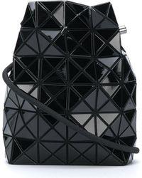 Bao Bao Issey Miyake Lucent ドローストリング ショルダーバッグ - ブラック
