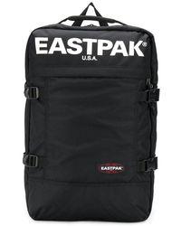 Eastpak ロゴ バックパック - ブラック