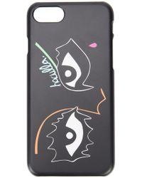 Haculla - Tecknikolor Teardrop Iphone 7 Case - Lyst