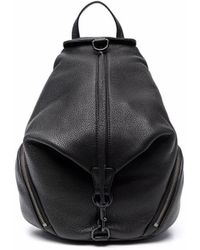 Rebecca Minkoff Julian Multi-zip Pocket Backpack - Black