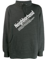 Neighborhood ロゴ セーター - マルチカラー