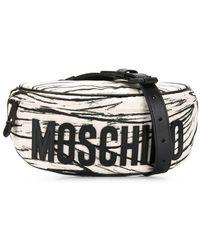 Moschino プリント ベルトバッグ - マルチカラー