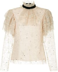Macgraw - Refraction Blouse - Lyst