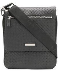 Baldinini Daytona Messenger Bag - Black