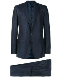 Dolce & Gabbana - Two Piece Tailored Suit - Lyst