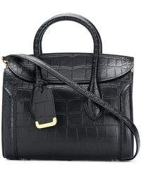 Alexander McQueen - Heroine 35 Tote Bag - Lyst