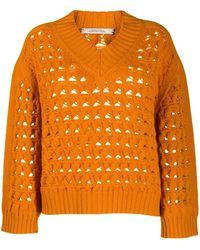 Dorothee Schumacher カシミア セーター - オレンジ