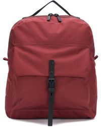 Ally Capellino - Buckle Pocket Backpack - Lyst
