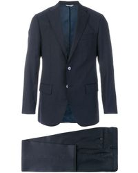 Fashion Clinic Two Piece Formal Suit - Blue
