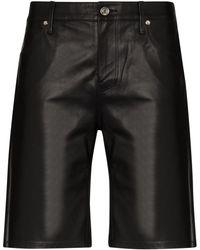 RTA Jami Knee-length Shorts - Black