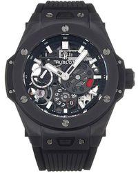 Hublot Reloj Big Bang Meca 10 de 45mm 2020 sin uso - Negro