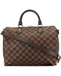 Louis Vuitton Сумка Speedy Pre-owned - Коричневый
