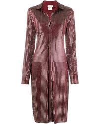 Bottega Veneta - ミラーディテール ドレス - Lyst