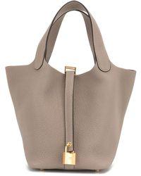 Hermès 2020 Pre-owned Picotin Lock Pm Tote Bag - Multicolor