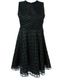 Giamba - Embroidered Dress - Lyst