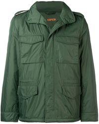 Aspesi Military-style Jacket - Groen