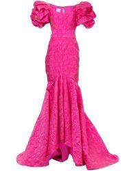 Bambah マキシ ドレス - ピンク
