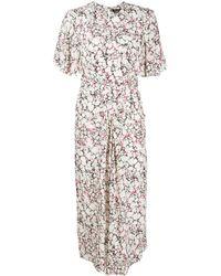 Isabel Marant Berwick ドレス - ホワイト